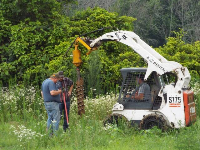 digging holes 4