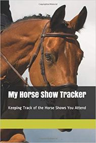 my horse tracker page photo